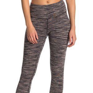 Z by Zella Spaced Dye Gray Cropped Leggings 2X